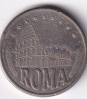 "NEDERLANDS – Souvenir TOKEN ""Colosseum ROMA – UNC (1832)"