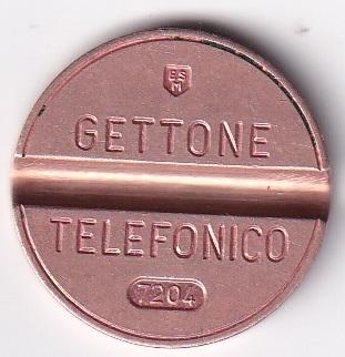 USA – Telephone Token – Gettone Telefonico IPM UNC Rare (0732)