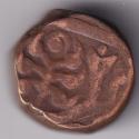 JAIPUR STATE 1-Paisa Shah Alam-II AD-1793 Thick coin (0126)