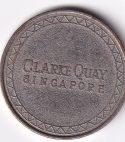 SINGAPORE – Token Clarke Quay UNC (2356)