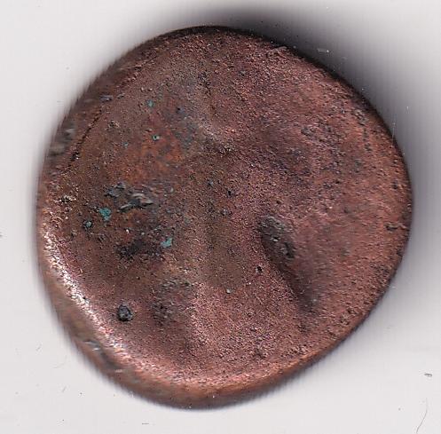 KUSHAN Dynasty King Kanishka – Copper Coin Rare AD-325-45 (2675)